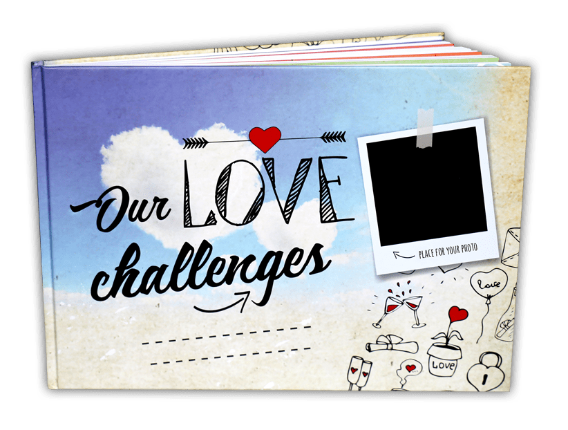Our Love Challenges A Book For Couples In Love